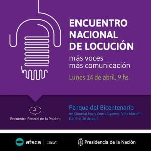 Encuentro Nacional de Locutores